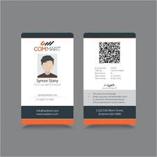 Id Card Templates Free Free Id Card Template Template Business