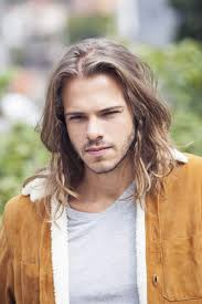 long hairstyles men all things hair image long light brown hair braids messy