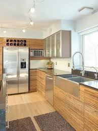 image of contemporary kitchen lights best lighting for kitchen ceiling