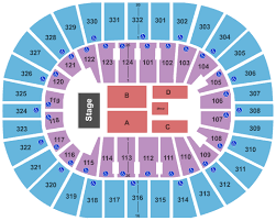 Bradley Center Detailed Seating Chart Buy Tool Tickets Seating Charts For Events Ticketsmarter