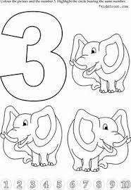 Small Picture number coloring pages 1 10 Use these pages to make a class number
