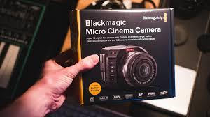 Blackmagic Micro Cinema Camera Low Light Blackmagic Micro Cinema Camera Unboxing And Early First