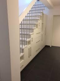 Mit einer vinyl treppe von tilo entscheiden sie sich für eine pflegeleichte antwort und auf eine einfache und schnelle verlegung. Einbauschrank Unter Einer Treppe In Berlin Stauraumfabrik