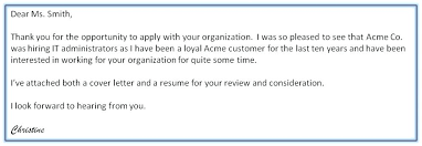 Sample Email To Submit Resume Plus Sample Email For Ideal Email