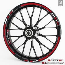 Get quotations · rs tyre rim decals for 15 16 17 18
