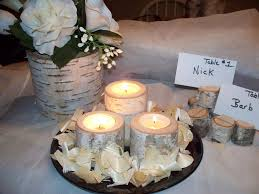affordable winter wedding centerpieces