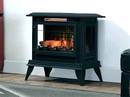 duraflame electric fireplace insert inserts with heater remote 20 log