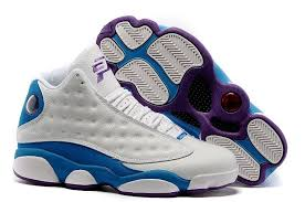nike running shoes 2016 for girls. authentic 2016 girls air jordan 13 p3 home white/varsity purple-orion blue sale for nike running shoes u