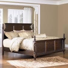 Key Town Panel Bed Millennium | Furniture Cart
