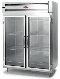50 glass door narrow depth chromatography refrigerator