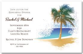 Beach Invitation Swaying Palm On The Beach
