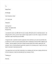 Resume Rejection Letter Job Rejection Letter Best Letters Template Free