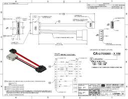 slimline sata cable, slimsata cable, rohs compliant esata pinout at Sata Cable Wiring Diagram