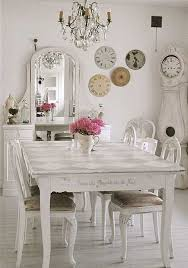 diy shabby chic dining table and chairs. shabby chic dining room. diy table and chairs