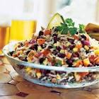 black bean   rice salad