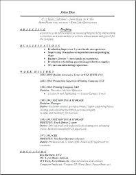 resume order of jobs warehouse packer job description resume picker order sample drafting