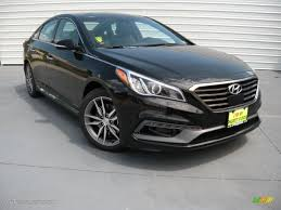 hyundai sonata limited 2015 black. phantom black hyundai sonata limited 2015