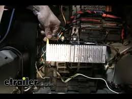 trailer wiring harness installation 2005 saab 9 3 etrailer com trailer wiring harness installation 2005 saab 9 3 etrailer com