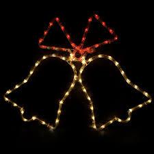 christmas rope lighting. Christmas Bell Rope Lights Lighting I