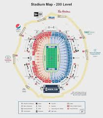 Td Ameritrade Park Seating Chart With Rows Fedexfield Seat View Fedexfield Section 341 Club Level Zone