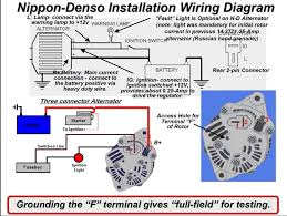 toyota wiring diagrams lovely nippondenso alternator fancy 3 wire alternator wiring diagram lovely denso bright