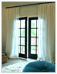 dry ideas for sliding glass doors door curtains nice curtain covering window treatment pictures