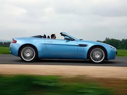 ASTON MARTIN V8 Vantage Roadster specs - 2008, 2009, 2010, 2011 ...