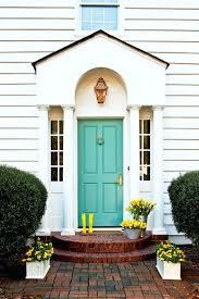Front Doors: trendy turquoise front door ideas. Turquoise Front ...