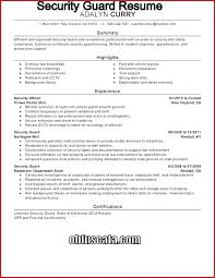 Security Guard Incident Report Template Sample In The