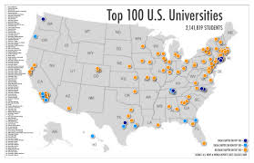 southern colleges. Map Of Colleges In Eastern Us East Coast College Southern Dl - B