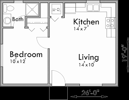 small one bedroom house plans lovely small house plans studio house