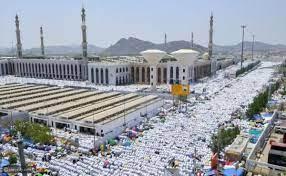 مسجد نمرة موضع صلاة الحجاج في عرفات ماذا تعرف عنه؟ - القيادي