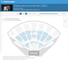 Hulu Seating Chart R Kellys New York City Show Has Been Canceled Spin