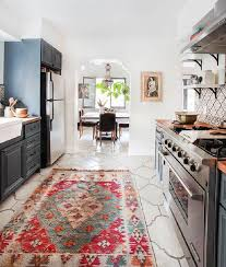 cool kitchen rugs white wall black cabinets red carpet picture on wall karastan blue moroccan throw