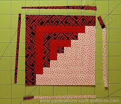 Easy Log Cabin Quilt Pattern: Paper Pieced to Perfection | Log ... & Easy Log Cabin Quilt Pattern: Paper Pieced to Perfection Adamdwight.com