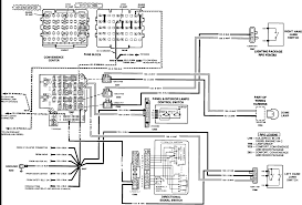 chevy wiring diagrams with blueprint 93 chevrolet wenkm com
