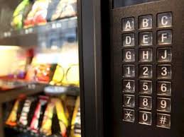 Candy Vending Machine Hack Unique Smarter Snacks At The Vending Machine Food Network Healthy Eats