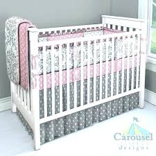 polka dotted baby bedding pink and white crib bedding charming pink grey and white crib bedding polka dotted baby bedding