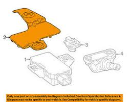 Details About Mercedes Oem Tpms Tire Pressure Monitoring Control Module Bracket 4475402240