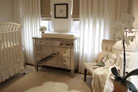 mirrored furniture decor. mirrored furniture decorating ideas spaces traditional with chest of drawers sheepskin rug for baby boy nursery decor