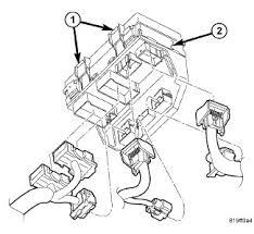 2007 dodge door lock controls quit working intermittant 2007 Dodge Nitro Tail Light Wiring Diagram 2007 Dodge Nitro Tail Light Wiring Diagram #46 Dodge Nitro Speaker System Diagram