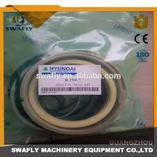China <b>arm cylinder seal</b> kit hyundai