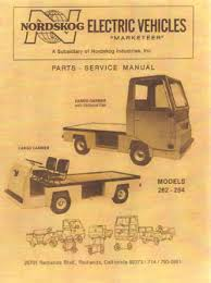 parts manuals vintage golf cart parts inc westinghouse marketeer for sale at Marketeer Golf Cart Wiring Diagram