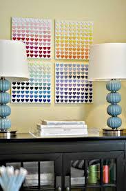 diy styrofoam wall decor 50 beautiful diy wall art ideas for your home
