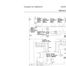 parts for electrolux e30gf74hps2 wiring diagram parts gas range