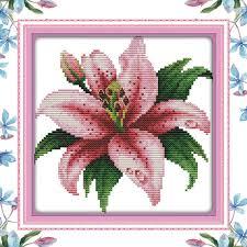Floral Cross Stitch Patterns Magnificent Decorating Ideas