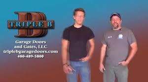 garage door installation service arizona triple b garage doors and gates llc
