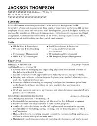 Best Physician Recruiter Resumes Resumehelp