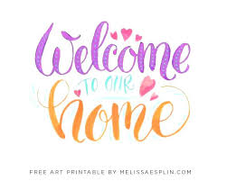 Sample Welcome Banner Welcome Banner Template Sketch Sample Home Word Free Printable Back