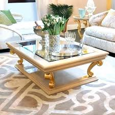 glass gold coffee table side tables leaf and ireland glass gold coffee table side tables leaf and ireland